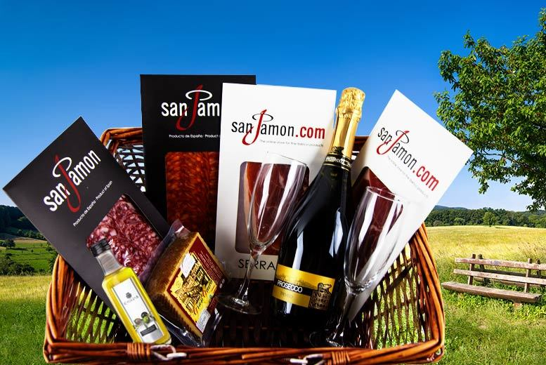 The Best Deal Guide - The Perfect Picnic Hamper with Prosecco!