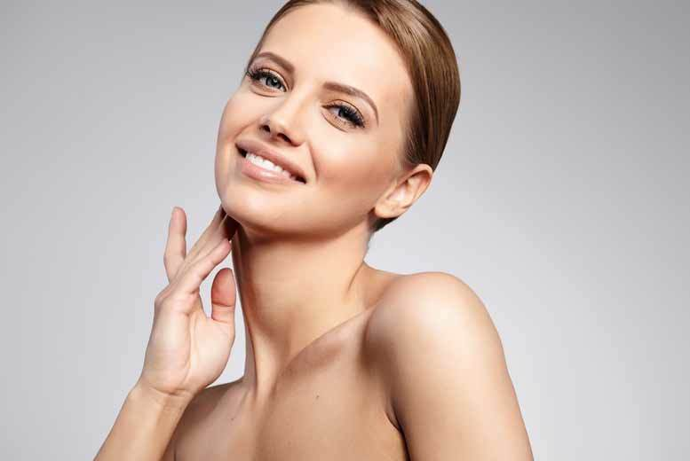DDDeals - £10 for a one-hour neck and décolleté treatment at Opatra, Edinburgh - get your neck in check
