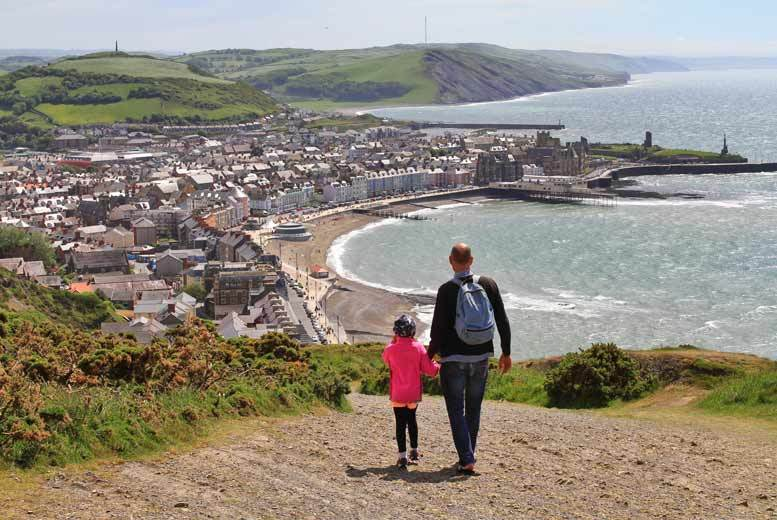£99 for a two-night Aberystwyth cottage stay for two with Aber Holiday Cottages