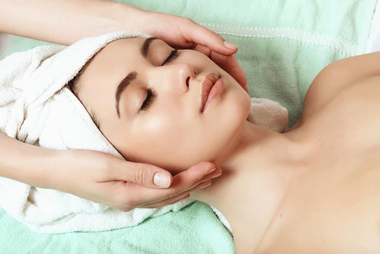 DDDeals - £14 for an Indian head massage from Calm Beauty Salon