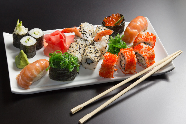 £24 instead of up to £56 for sushi for 2 inc. 12 dishes to share & a beer or sake each at Yazu Sushi, Mayfair - save up to 57%