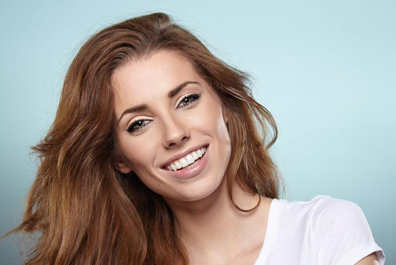£99 for a 1-hour Zoom laser teeth whitening treatment including a consultation, or £119 with a scale and polish at Actualize Clinics - save up to 72%