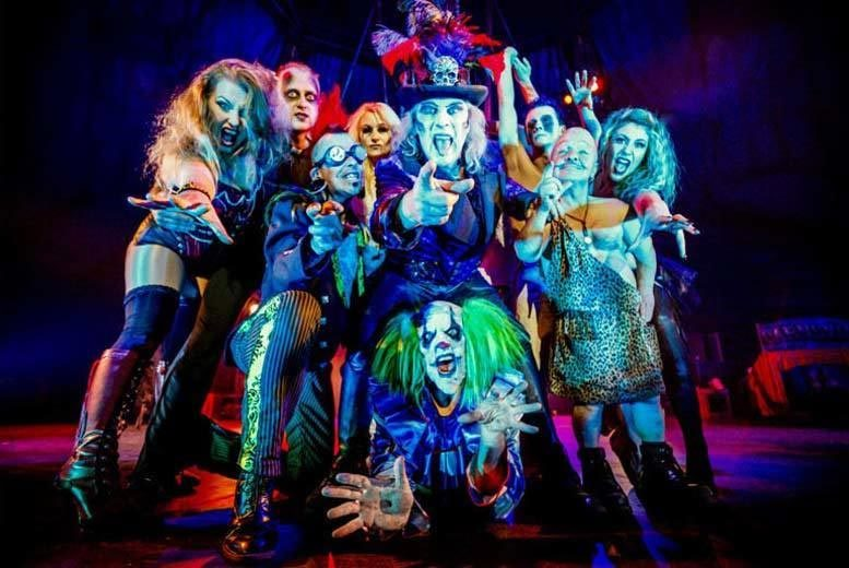 DDDeals - £11 for a grandstand ticket to Circus of Horrors, 'The Never-Ending Nightmare' in Brighton - save 50%