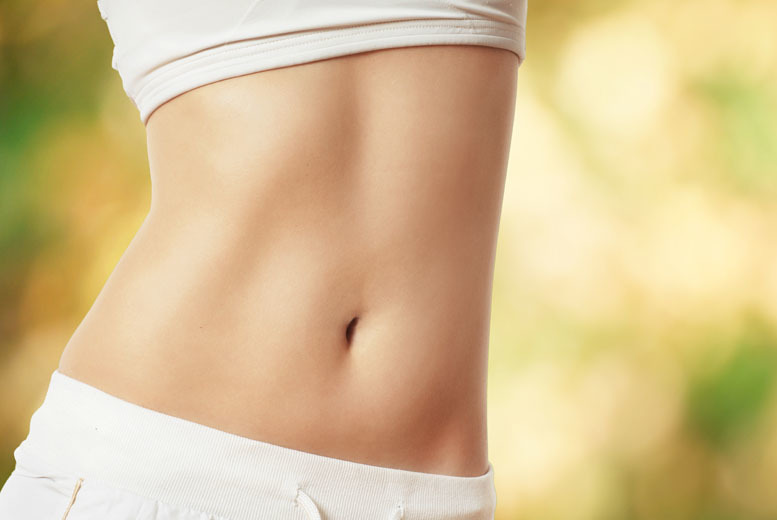£49 instead of £737.50 for one session of laser tummy 'tightening' and consultation, £99 for two sessions at VG Medispa - choose from nine locations and save up to 93%