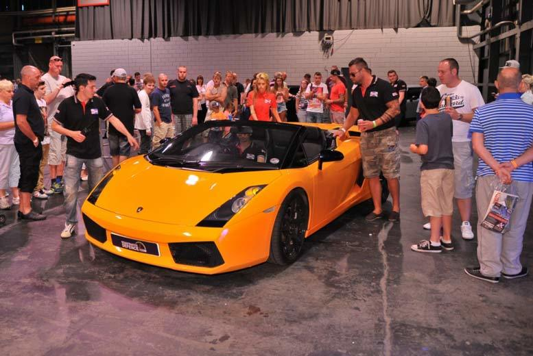 £9 instead of £15 for a child fasttrack entry ticket to the Scottish Car Show 2017 £16 for an adult ticket £45 for a family ticket for two adults and two children  save up to 40