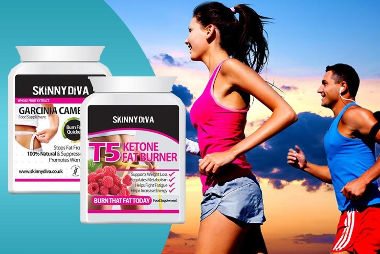 £15 instead of £136.96 (from Skinny Diva) for a two-month* supply of Garcinia cambogia and T5 'fat burner' capsules, £22 for a four-month* supply - save up to 89%