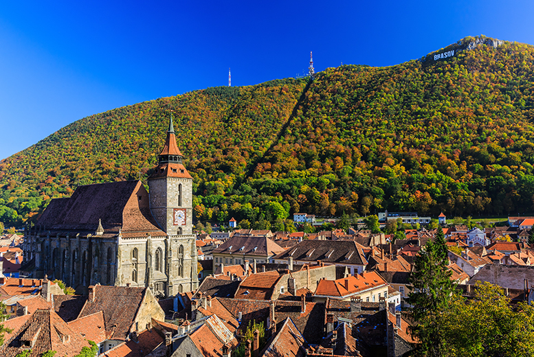 £199pp (from Untravelled Paths) for a 3-night Bucharest & Brasov bear tracking tour including transfers and 3-4* accommodation, £319pp for 4 nights