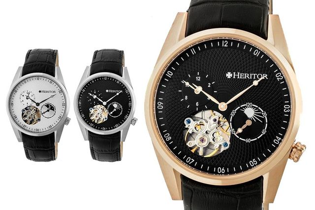 Heritor Alexander Watch