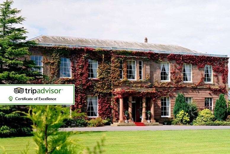 From £69 (at Greenhill Hotel) for an overnight stay for two people including a three-course dinner and breakfast, from £129 for two nights - save up to 47%
