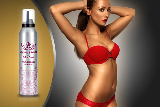 £11.99 instead of £23.99 (from Merchtopia) for a 210ml Fake Bake Beyond Bronze Self-Tanning Mousse - save 50%