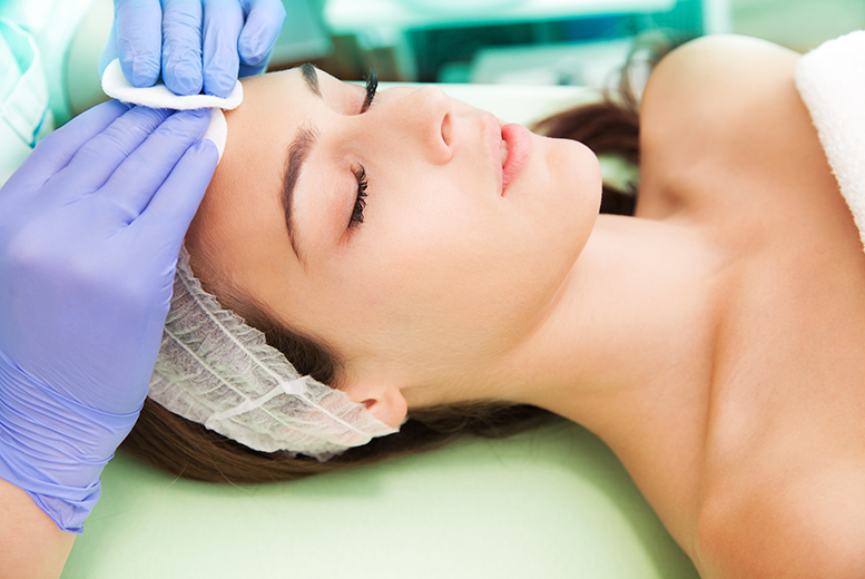 £119 for a 'vampire' facial from Beauty Works, Harley Street or Crouch End