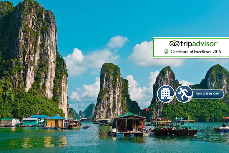 £619pp (from Hoi An Express) for a 14-day Vietnam and Cambodia tour in 3* accommodation, £779pp in 4* or £1109pp in 5* - save up to 45%