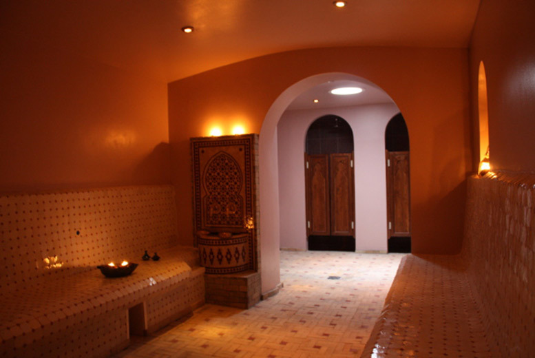 £29 for a Moroccan hammam steam room experience for 1 person including body scrub and body mask, £57 for 2 people at Moroccan Beauty, London - save up to 51%