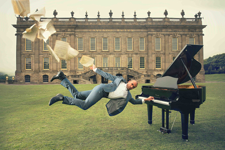 £7.50 instead of £15 for a ticket to an Emmanuel Vass piano concert at a choice of seven UK venues - save 50%