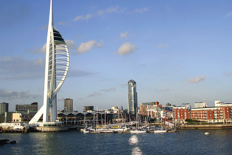 £36 for a day ticket on 24th, 25th or 26th July with exclusive balcony access at Tiger Tiger, Portsmouth with World Sailing Hospitality - save up to 50%