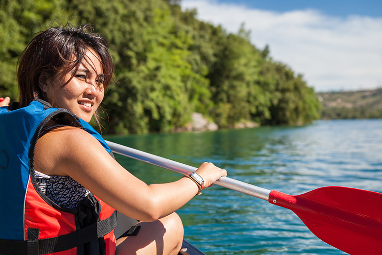 £19 for a 4-hour canoeing or kayaking session, £29 for an 8-hour session from Paddlepower & Adventure, Loch Lomond - save up to 52%