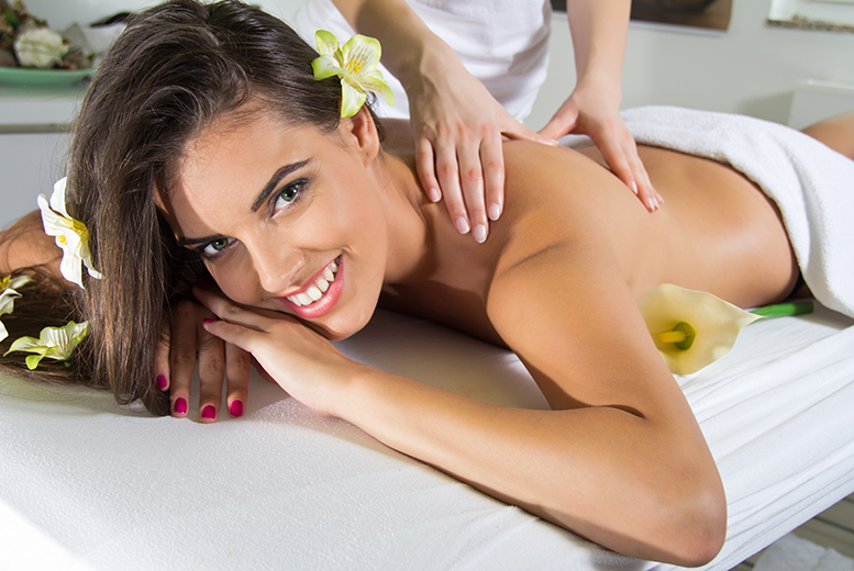 £14 instead of £30 for a one-hour full body massage at Beauty Lounge at Gorgeous, Clydebank - save 53%