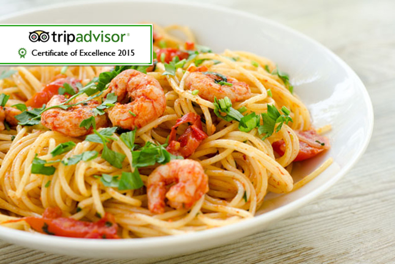 £6 for a £20 voucher to spend on food or drink at Giorgio's Ristorante Italiano, Leeds - save 70%