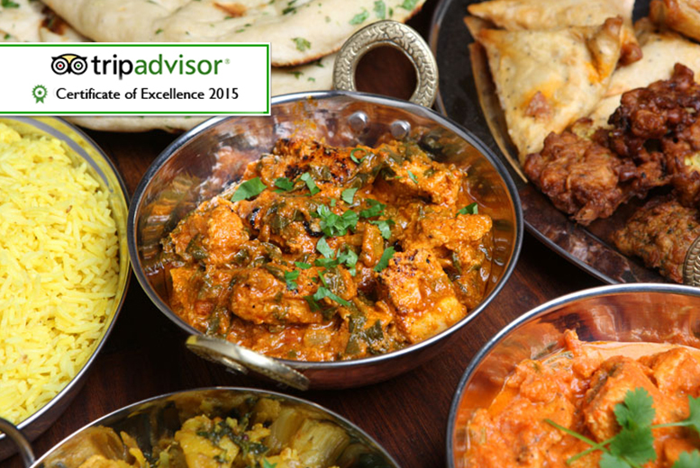 £12 for an Indian meal for 2 people including a side and a coffee each, £24 for 4 people, £36 for 6 at Elaichi Restaurant, Derby - save up to 59%