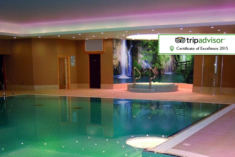 £99 instead of up to £199 (at East Sussex National Hotel) for a one-night leisure break for two including rhassoul mud room treatment and breakfast - save up to 50%