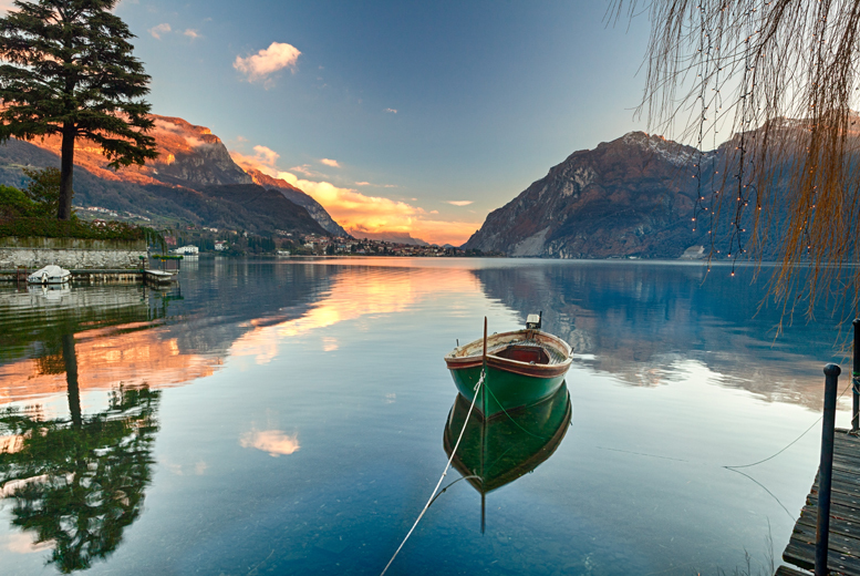 From £109pp (with Weekender Breaks) for a three-night Lake Como break including breakfast and return flights - save up to 24%