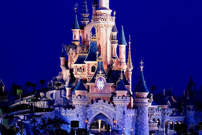 £99 for a Disneyland® trip including a one-day Park pass, fast track ride entry and return coach from a choice of nine locations - save 34%