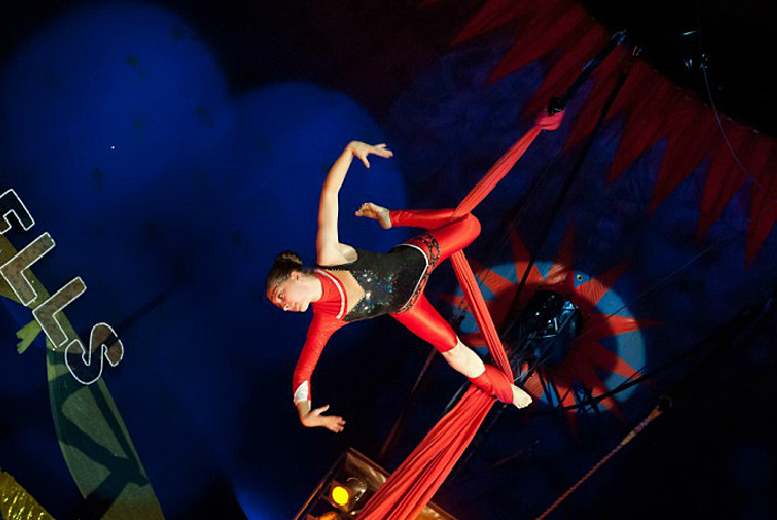 £14 instead of £24 for two adult tickets to the UK Aerial Performance Championships 2015, or £28 for a family ticket for two adults and three children - save up to 42%