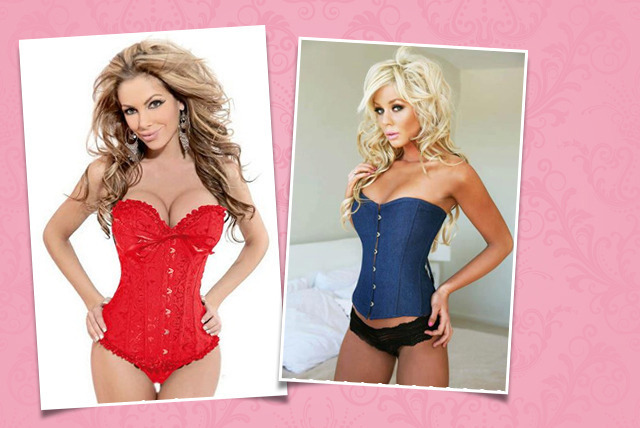 £19.99 instead of up to £54.99 for a corset in a choice of designs - save up to 64%