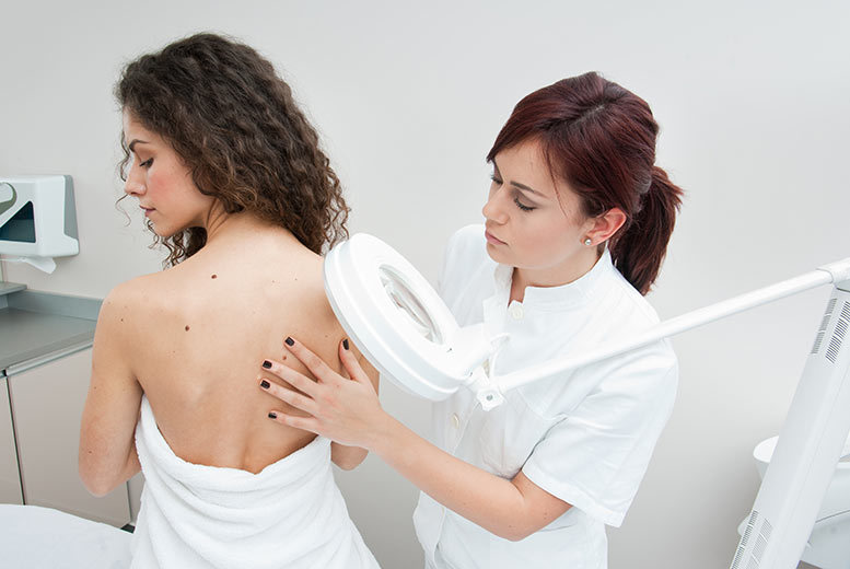 £49 instead of £130 for a medical mole check and examination at The Park Club, East Acton - save 62%