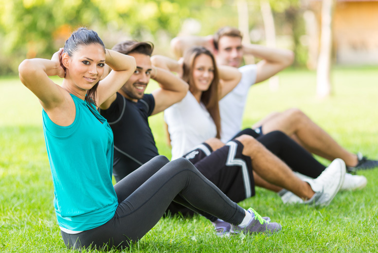 £19 for four weeks of unlimited bootcamp sessions for one person, £36 for two people with Supreme Being Body Training Camp - choose from two locations and save up to 80%