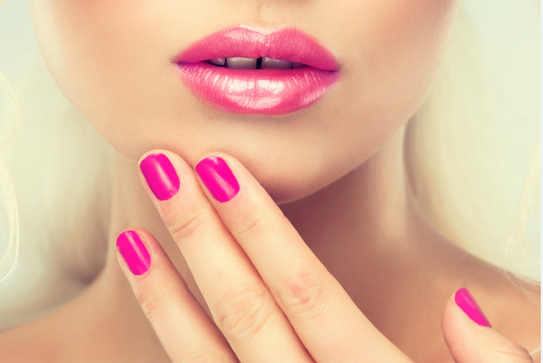 £9 instead of £20 for a Shellac manicure with a hand massage at Madison Hair & Beauty, Edinburgh - save 55%
