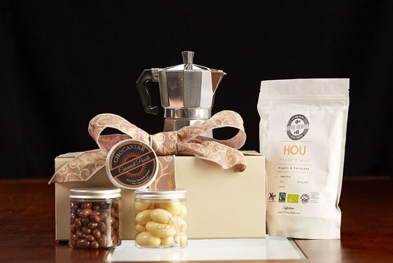 The Best Deal Guide - Luxury Coffee & Chocolate Hamper