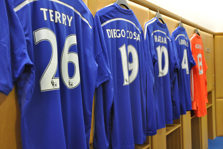 £32 (from Buyagift) for a Chelsea FC Stamford Bridge Stadium tour for two