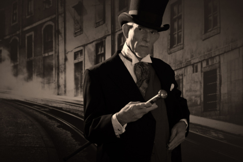 £15 for a two-hour tour of Jack the Ripper's London with Lantern Ghost Tours