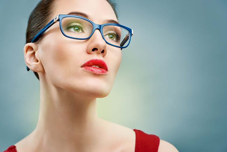£24 for an up to £110 voucher to use on any glasses or sunglasses plus eye test from Rose Opticians - save up to 78%