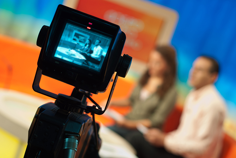 £24 for a one-day TV presenting or business presenting course at the TV Training Academy - choose from 6 UK locations & save up to 90%