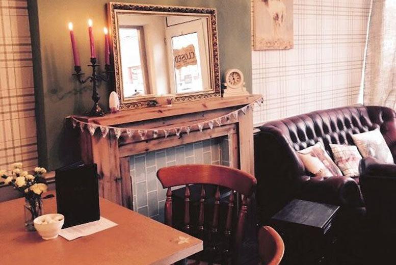 Dolly S Tea Room Menu