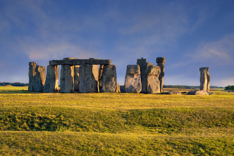 £34 instead of up to £59 for a guided tour of Stonehenge, Somerset and Bath from Day Tours London - visit two World Heritage sites and save up to 42%