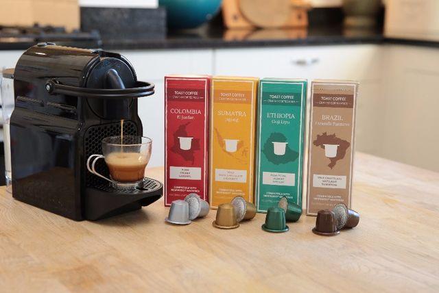 50 coffee capsules