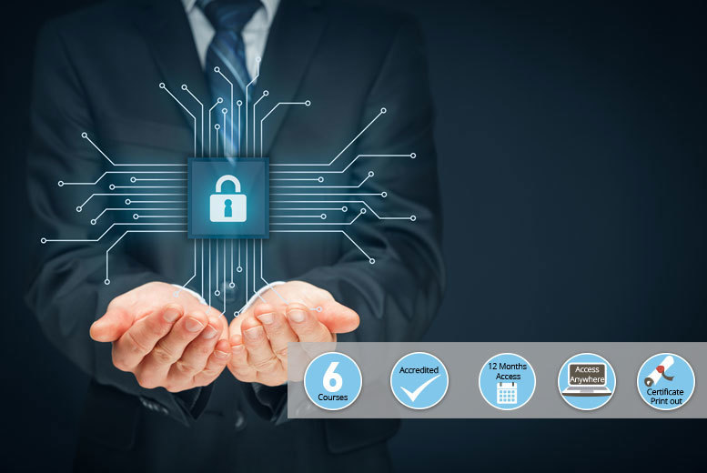 Cyber Security Master Certification Training Bundle