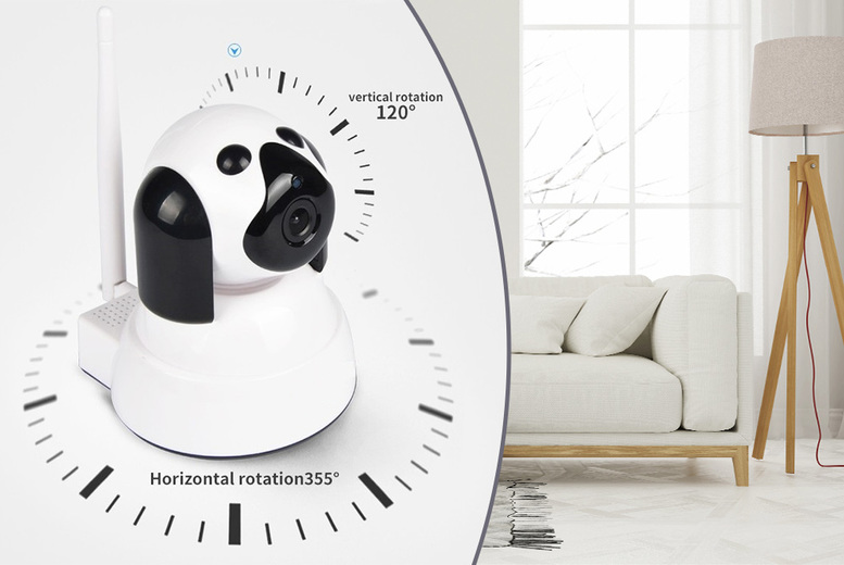 £24.99 instead of £169 for a wireless home security camera system from All Star Brands (Inphtech Ltd)  save 85