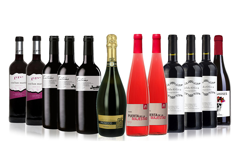 The Best Deal Guide - Wine & Prosecco Hamper - 3 Options!