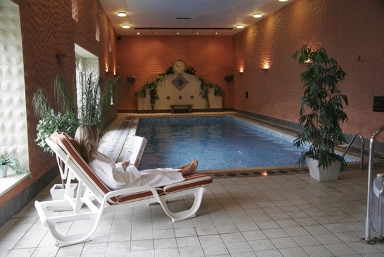 £39 for a full spa day for one person with two treatments and a 2-course lunch, or £77 for two people at The Manor House Hotel, County Durham - save up to 54%