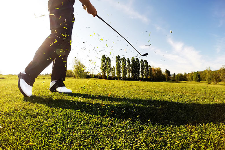 £29.99 instead of up to £100 for 18 holes of golf for two people, £39.99 for three or £49.99 for four with De Vere Venues - choose from four locations and save up to 70%