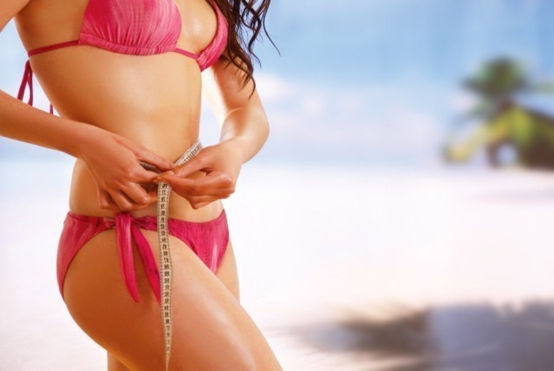 £59 for 3 sessions of LumiSlim Laser Lipo on 1 area, £109 for 6 sessions on one area, £179 on 2 areas, £269 on 3 areas at The Aesthetics Clinic - save up to 84%