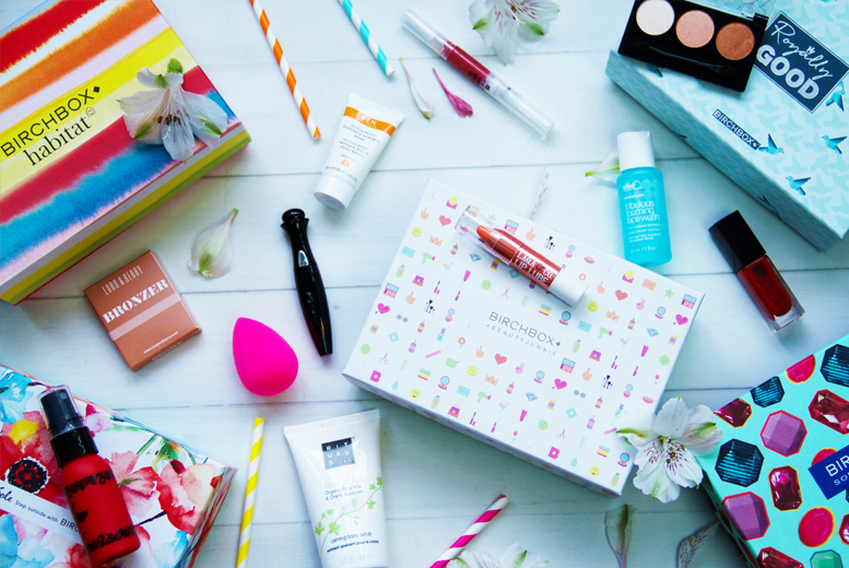 £29 instead of £59.75 for a 5-month subscription to Birchbox - get the best in make-up, skincare, fragrance and hair care delivered straight to your door and save 51%