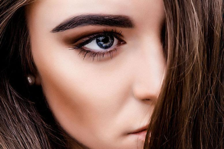 £79 instead of up to £350 for semi-permanent makeup on 1 area, or £139 on 2 areas at Fuller Features, West Wickham - save up to 77%