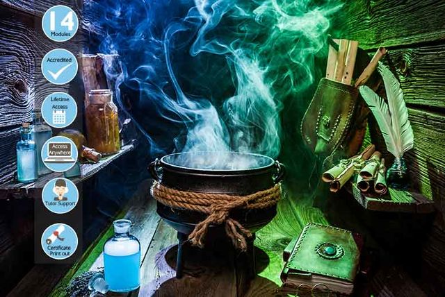 accredited alchemy diploma course