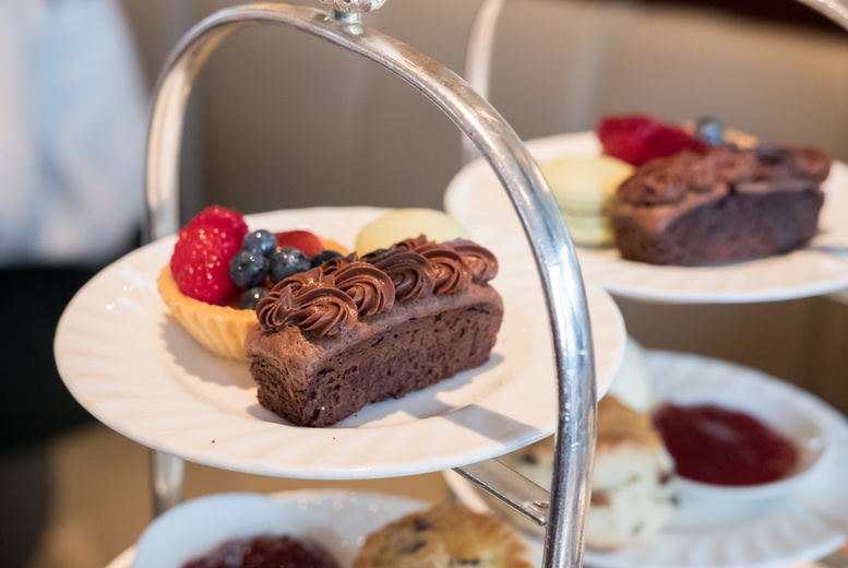 The Best Deal Guide - Chocolate Afternoon Tea, The Kitchen Croxley