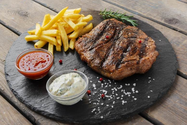 The Best Deal Guide - Fillet Steak Dining & Wine for 2 @ The Baltimore Hotel
